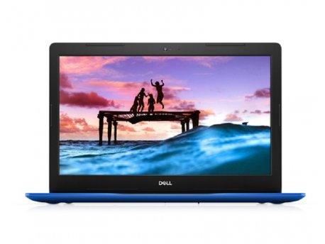 DELL Inspiron 3584 (Full HD, Intel i3-7020U, 8GB, 256GB SSD, Radeon 520, Plavi // Win 10 Pro)