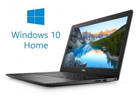 DELL Inspiron 3583 (Full HD, Intel i5-8265U, 8GB, 256GB SSD, AMD Radeon 520 2GB, FP, Win 10 Home)