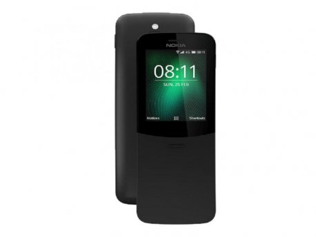 NOKIA 8110 4G - Black OUTLET