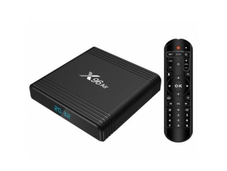 GEMBIRD GMB-X96 AIR 4/32 Android 9.0 TV Box