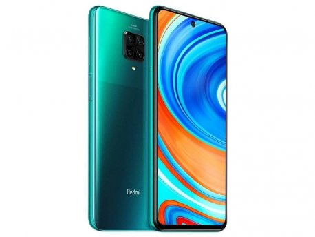 XIAOMI Redmi Note 9 Pro DS 6GB/128GB Tropical Green