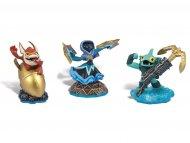ACTIVISION BLIZZARD Figure Skylanders SWAP Force Triple Pack C (Star Strike + Gill Grunt + Trigger Happy)