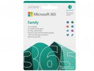 MICROSOFT 365 Family P8 32bit/64bit English jednogodišnja licenca (6GQ-01561)