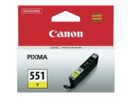 CANON InkJet Cartridge CLI-551Y Yellow