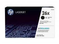 HP 26X High Yield Black LaserJet Toner Cartridge za M402dn/M402n CF226X