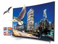 GRUNDIG Fine Arts 65 FLX 9591 BP zakrivljeni Smart 3D LED 4K Ultra HD