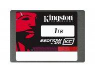 KINGSTON 1TB 2.5'' SATA III SKC400S37/1T 7mm SSDNow KC400 series