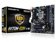 GIGABYTE GA-H170M-D3H