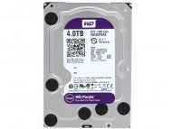 WESTERN DIGITAL 4TB 3.5'' SATA III 64MB IntelliPower WD40PURX Purple