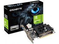 GIGABYTE NVidia GeForce GT 710 1GB 64bit GV-N710D3-1GL rev 1.0