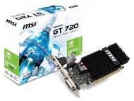 MSI NVidia GeForce GT 720 2GB 64bit N720-2GD3HLP