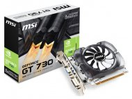 MSI NVidia GeForce GT 730 4GB 128bit N730-4GD3V2