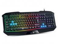 GENIUS K215 Scorpion Gaming USB US crna tastatura