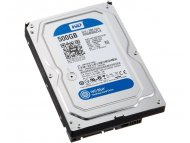 WESTERN DIGITAL 500GB 3.5'' SATA III 32MB 7.200rpm WD5000AZLX Blue