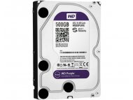 WESTERN DIGITAL 500GB 3.5'' SATA III 64MB IntelliPower WD05PURX Purple