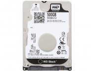 WESTERN DIGITAL 500GB 2.5'' SATA III 32MB 7.200rpm WD5000LPLX Black
