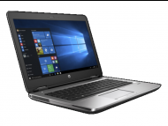 HP ProBook 640 G2 Intel i5-6200U 4GB 500GB Windows 7 Pro (ENERGY STAR) (Y3B12EA)
