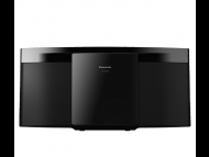 PANASONIC SC-HC295EG-K CD/USB Micro System crni- bluetooth mini linija