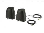 HP S3100 Black USB Speaker, 3.5mm (V3Y47AA) zvučnik