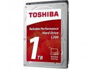 TOSHIBA 1TB 2.5'' SATA III 8MB 5.400rpm HDWJ110UZSVA L200 series