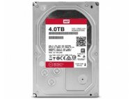 WESTERN DIGITAL 4TB 3.5'' SATA III 128MB 7.200rpm WD4002FFWX Red Pro