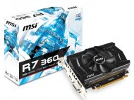 MSI AMD Radeon R7 360 2GB 128bit R7 360 2GD5 OCV1