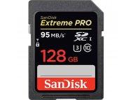 SANDISK SDXC 128GB extreme pro 95 MB/s