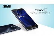 ASUS ZenFone 3 Dual SIM 5.2'' FHD  ZE520KL-BLACK-32G
