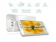 ASUS ZenFone 3 Dual SIM 5.5'' FHD 4GB  ZE552KL-WHITE-64G