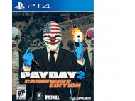 505 Games PS4 Payday 2 CrimeWave