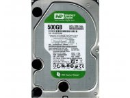 WESTERN DIGITAL 500GB 3.5'' SATA II 32MB 7.200 WD5000AADS Caviar Green +