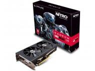 SAPPHIRE AMD Radeon RX 480 4GB 256bit NITRO+ RX 480 4G D5 OC (11260-02-20G)