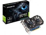 GIGABYTE NVidia GeForce GTX 750 Ti 4GB 128bit GV-N75TWF2OC-4GI rev.1.0