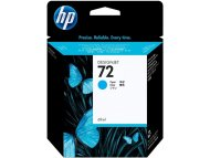 HP 72 69-ml Cyan DesignJet Ink Cartridge (C9398A)
