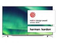 SHARP LC-55CUF8372ES Smart 4K Ultra HD digital LED
