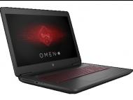 HP Omen 17-w201nm i5-7300HQ 8GB 1TB+128GB GTX1050 4GB Win 10 Home FullHD (1GM98EA)