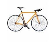 Big Shot Lyra Orange/Black/White 560mm Bullhorn Bar