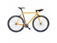 Big Shot Phoenix Orange/Black 560mm Bullhorn Bar