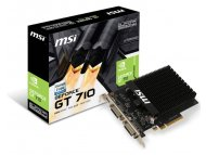 MSI NVidia GeForce GT 710 2GB 64bit GT 710 2GD3H H2D