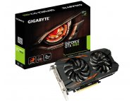 GIGABYTE NVidia GeForce GTX 1050 2GB 128bit GV-N1050WF2OC-2GD rev.1.0