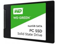 WESTERN DIGITAL 240GB 2.5'' SATA III WDS240G1G0A Green