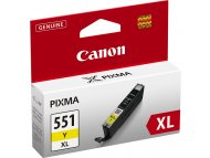 CANON Ink Tank CLI-551Y XL Yellow