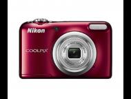 NIKON Coolpix A10 crveni digitalni fotoaparat