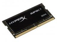 KINGSTON SODIMM DDR4 8GB 2666MHz HX426S15IB2/8 HyperX Impact