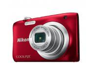 NIKON Coolpix A100 crveni digitalni fotoaparat