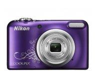 NIKON Coolpix A100 (Ljubičasta/Lineart) digitalni fotoaparat