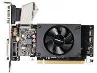 GIGABYTE NVidia GeForce GT 710 1GB 64bit GV-N710D3-1GL rev 2.0
