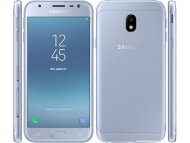 SAMSUNG Galaxy J3 (2017) DS Blue Silver (J330)