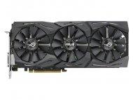 ASUS NVidia GeForce GTX 1080 8GB 256bit STRIX-GTX1080-O8G-11GBPS