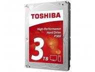 TOSHIBA 3TB 3.5 inch SATA III 64MB 7.200rpm HDWD130EZSTA P300 series bulk